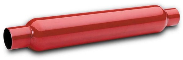 50252FLT - Flowtech Red Hots Glasspack - additional Image