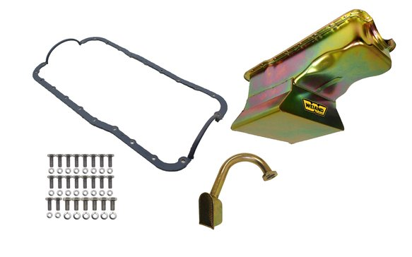 5025WND - Oil Pan Kit- Fabricated Image