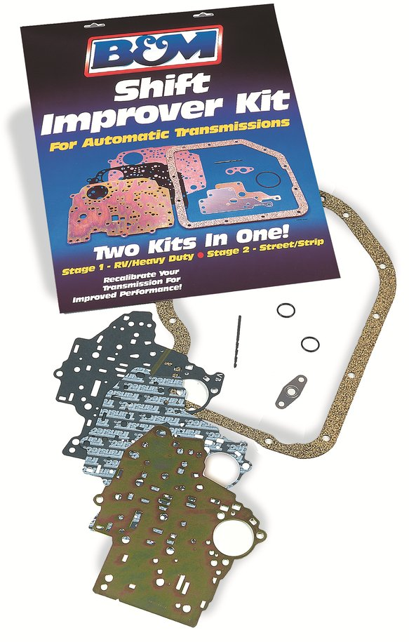 50260 - B&M Shift Improver Kit - Ford C4 Transmissions Image