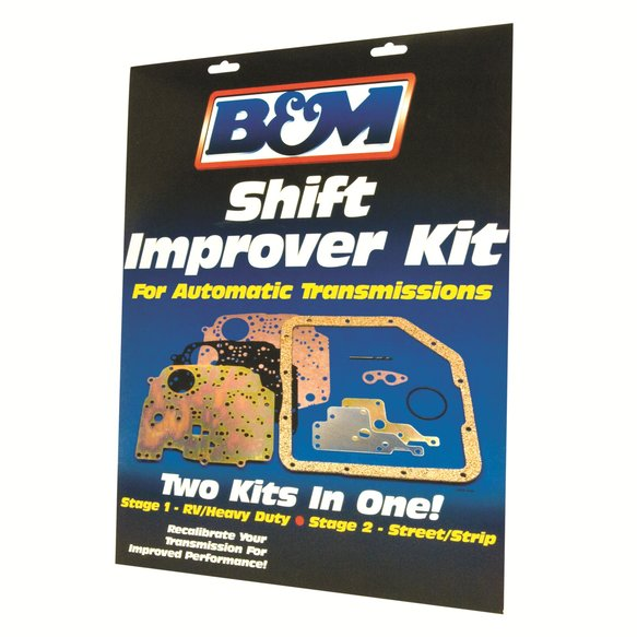 50260 - B&M Shift Improver Kit - Ford C4 Transmissions - additional Image