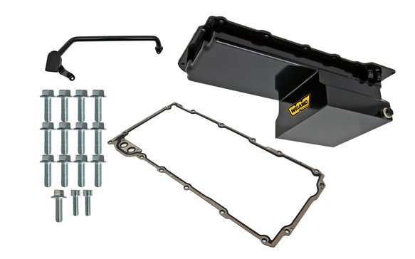 5026WND - Oil Pan Kit- Fabricated Image