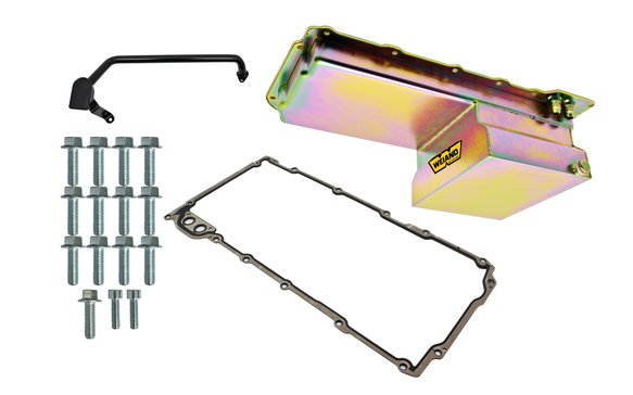 5027WND - Oil Pan Kit- Fabricated Image