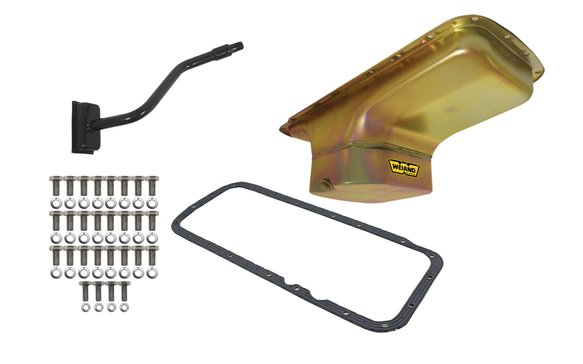 5031WND - Oil Pan Kit- Fabricated Image