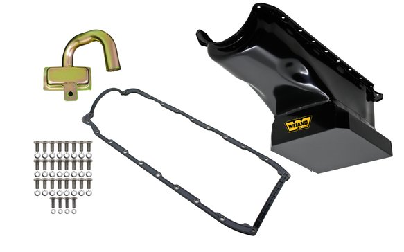5032WND - Oil Pan Kit- Fabricated Image