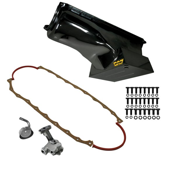 5034WND - Oil Pan Kit- Fabricated Image