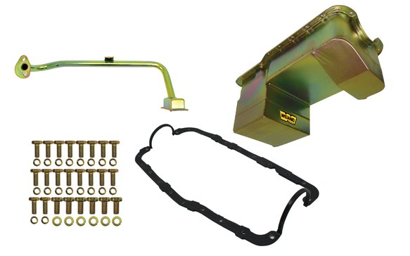 5039WND - Oil Pan Kit- Fabricated Image