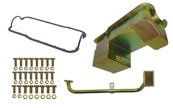 5041WND - Oil Pan Kit- Fabricated Image