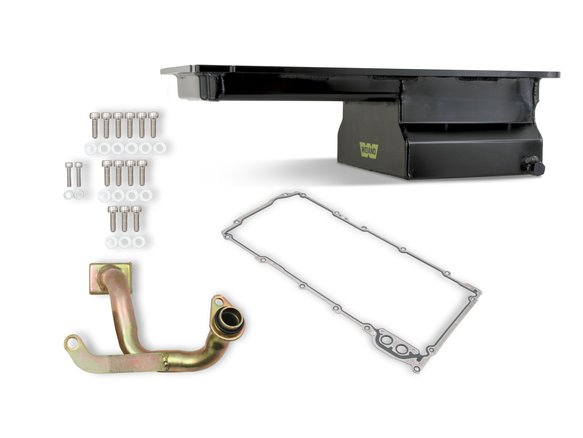 5042WND - Oil Pan Kit - Fabricated Image