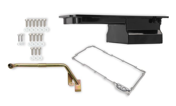 5043WND - Oil Pan Kit - Fabricated Image