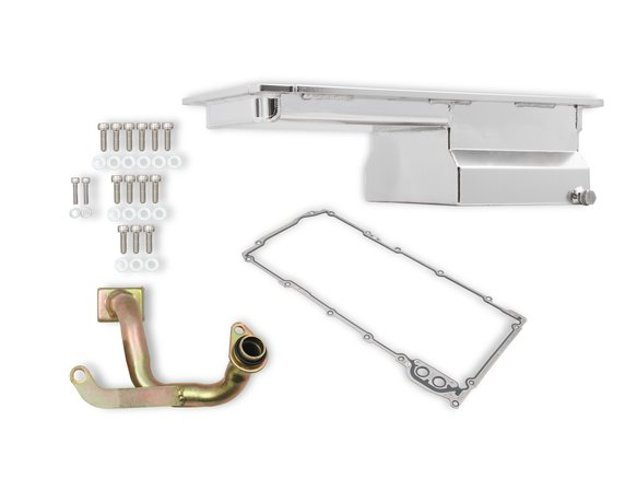 5044WND - Oil Pan Kit - Fabricated Image