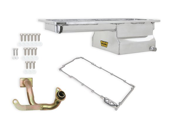 5048WND - Oil Pan Kit - Fabricated Image