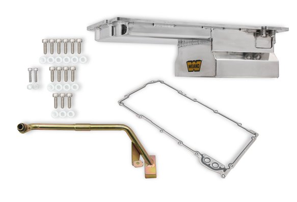 5049WND - Oil Pan Kit - Fabricated Image