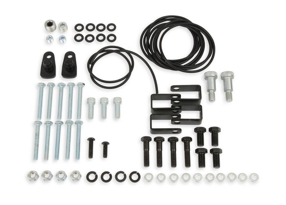 508-31 - HARDWARE KIT FOR SPLIT INTAKE-SILVER Image