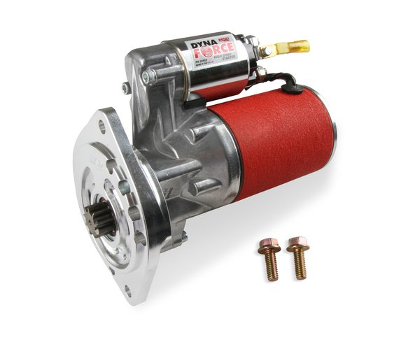 50902 - MSD Red DynaForce Starter - Ford 289, 302, 351W Image