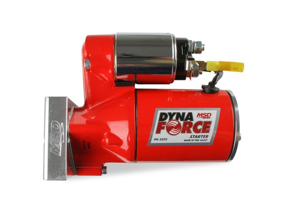5095 - MSD Red DynaForce Starter - Chevy Small Block and Big Block - additional Image