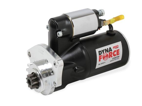 509813 - Black DynaForce Starter, Chrysler 318-440 Image