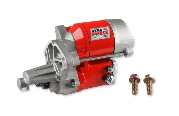 5098 - MSD Red DynaForce Starter - Chrysler 318 to 440 cubic inch engines Image