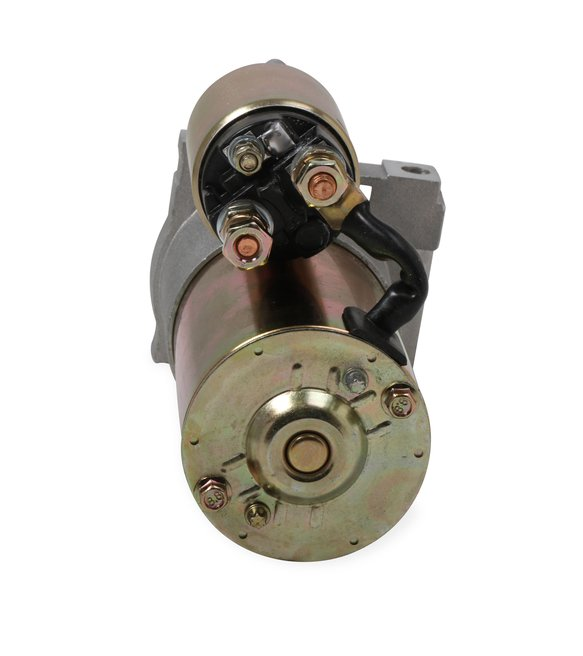 51302ZG - Mr. Gasket Starter - GM LS Series - One Style - Zinc/Natural with Bolts - 168 Tooth Flywheel/Flexplate - additional Image
