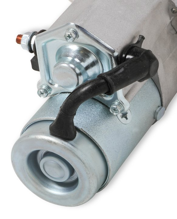 51307ZG - Mr. Gasket Starter - Chevrolet - Mini - Inline/Staggered - Zinc/Natural - additional Image