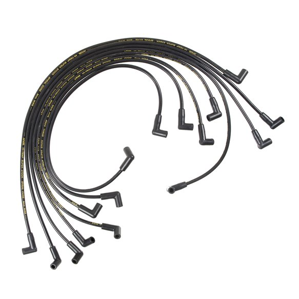 5148K - Spark Plug Wire Set - Super Stock Spiral 8mm - Holden V8 - Black Image