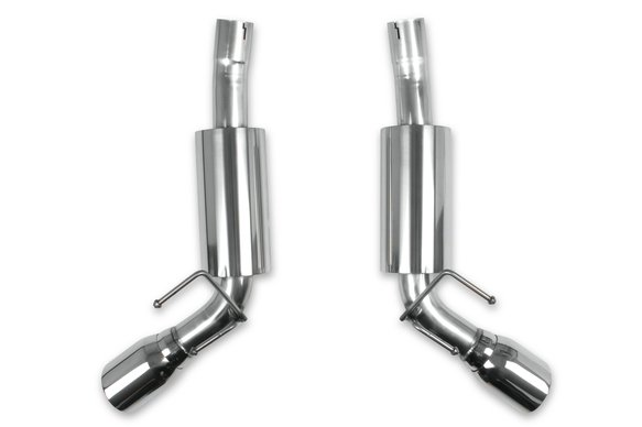 51600FLT - Flowtech Axle-Back Exhaust kit Image