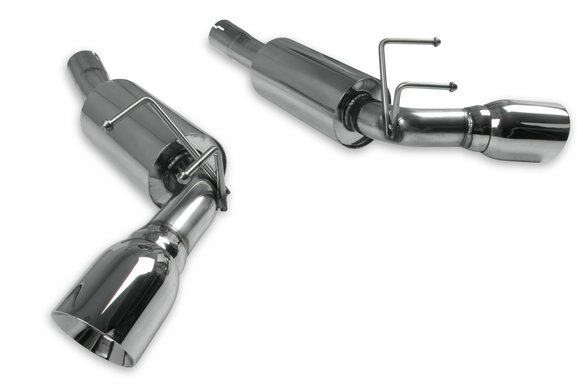 51600FLT - Flowtech Axle-Back Exhaust kit - additional Image