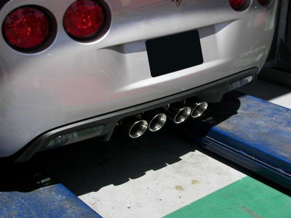 51602FLT - Flowtech Axle-Back Exhaust System - additional Image