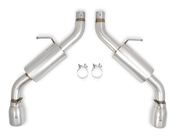 51605FLT - Flowtech Axle-Back Exhaust Systems Image