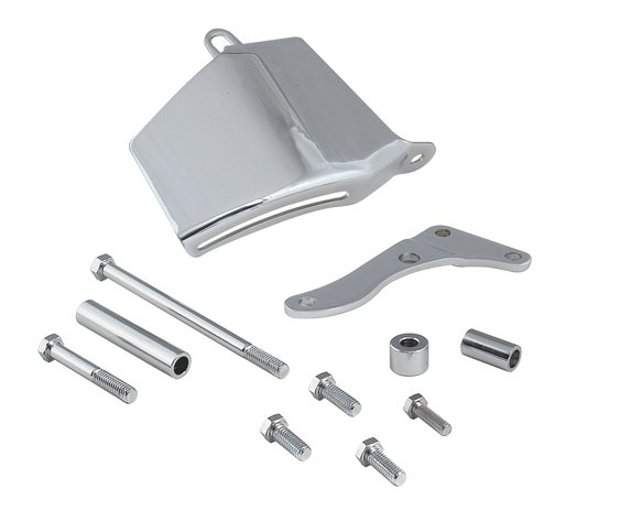 5170 - Mr Gasket Alternator Bracket - Chrome Image