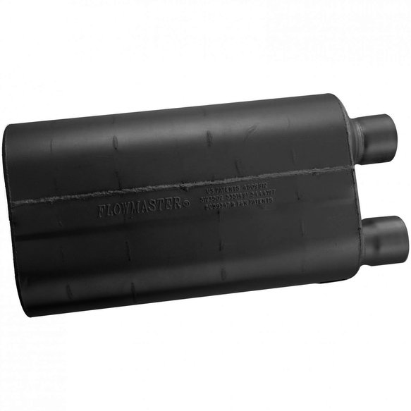 52580 - Flowmaster 80 Series Chambered Muffler - additional Image