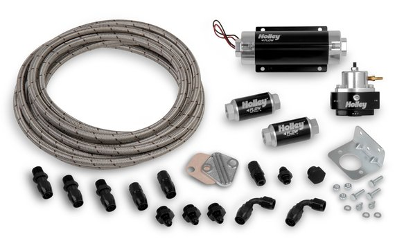 526-1 - Holley EFI Fuel System Kit Image