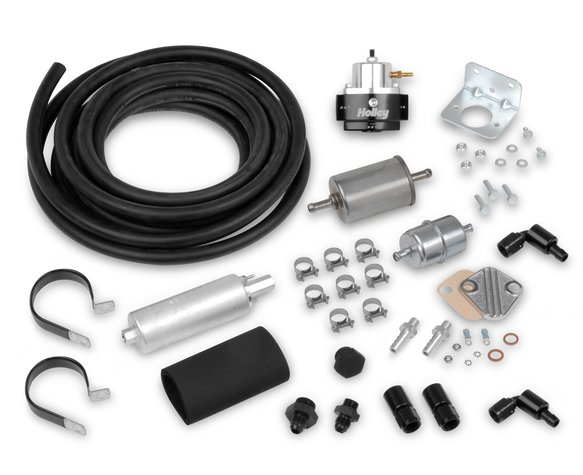 526-4 - Holley EFI Fuel System Kit Image