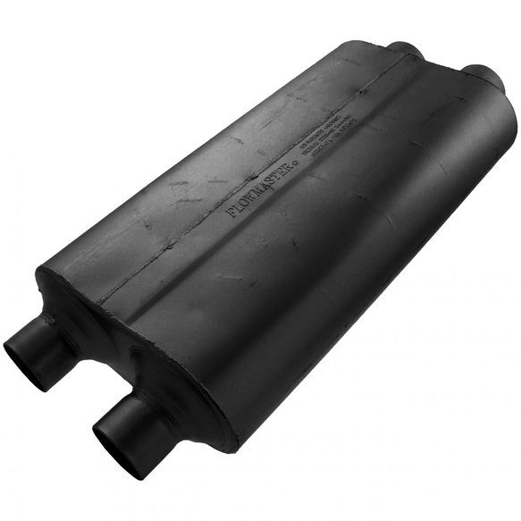 530504 - Flowmaster 50 Series Big Block Chambered Muffler Image