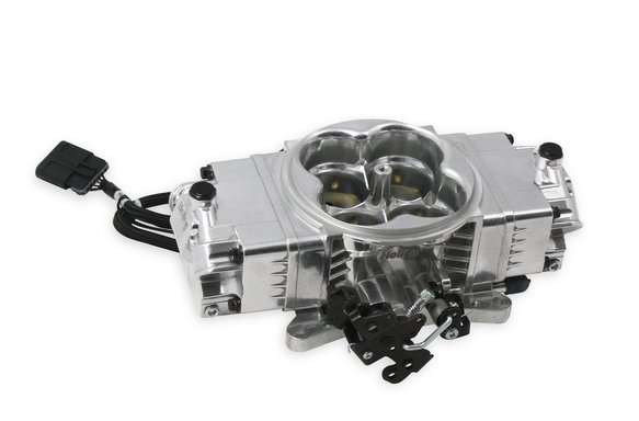 534-240 - Terminator Stealth 2x4 Slave Throttle Body - Polished Image