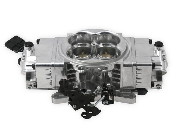 534-240 - Terminator Stealth 2x4 Slave Throttle Body - Polished - additional Image