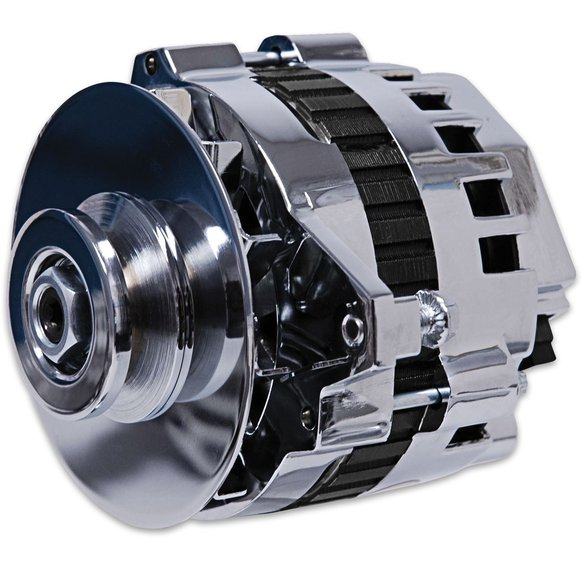 5362 - DynaForce Alternator - 160 AMP - Chrome Image