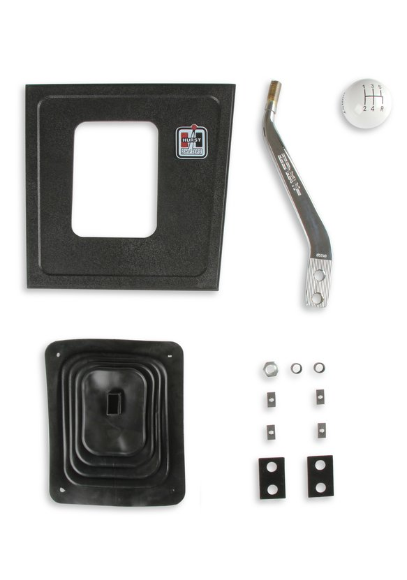 5380036 - Hurst Comp Stick Plate Kit - Ford Mustang Image