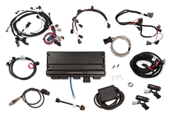 550-1420 - Terminator X Max Gen III HEMI 2003-2006 Kit with DBW Throttle Body Control Image