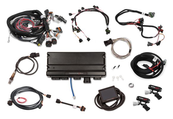 550-1424 - Terminator X Max Gen III HEMI 2013 and up Kit with DBW Throttle Body Control Image