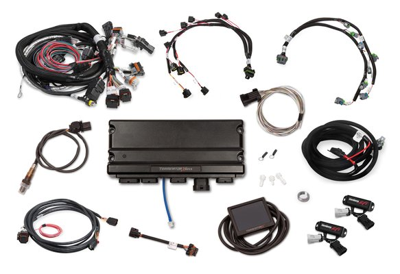 550-1425 - Terminator X Max Gen III HEMI 2013 and up Kit with DBW Throttle Body Control Image
