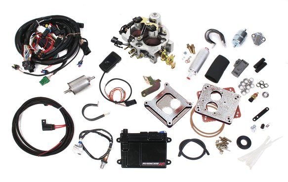 550-200 - Avenger EFI 2bbl Throttle Body Fuel Injection System Image