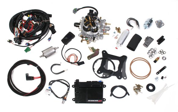 550-400 - Avenger EFI 4bbl Throttle Body Fuel Injection System Image