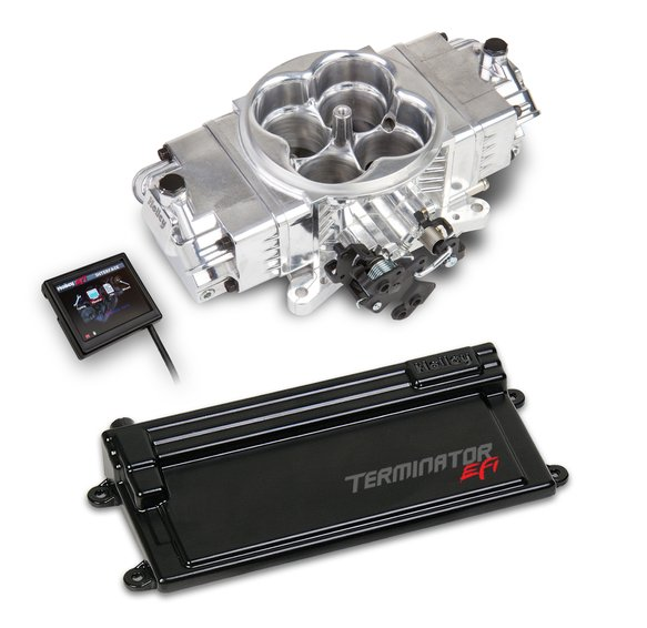 550-442 - Terminator Stealth EFI w/ GM Transmission Control - Polished Image