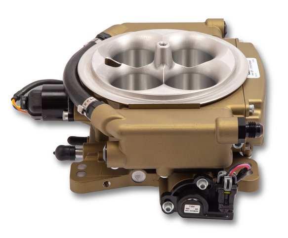 550-542 - Holley Sniper EFI XFlow - Classic Gold - additional Image