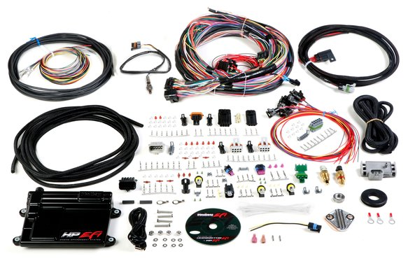 550-605N - HP EFI ECU & Harness Kits Image