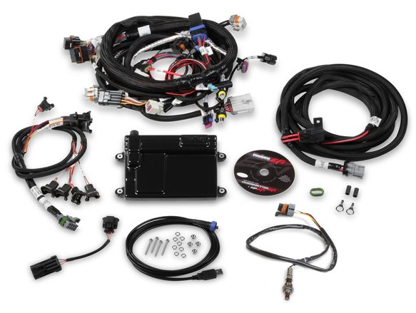 550-607N - HP EFI ECU & Harness Kits Image
