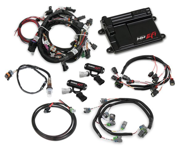 550-628 - Ford Coyote Ti-VCT Capable HP EFI Kit,  Bosch O2 Image