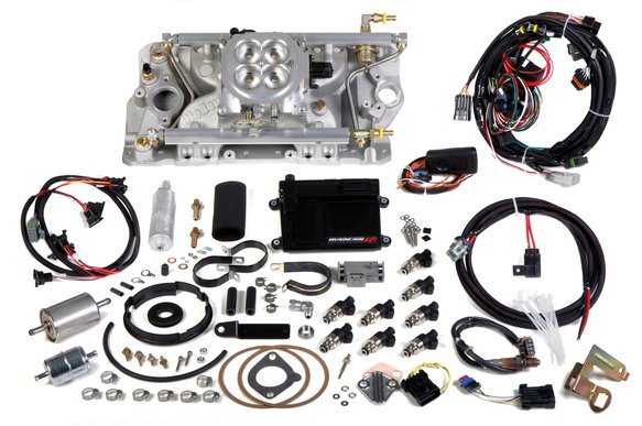 550-811 - Avenger EFI 4bbl Multi-Port Fuel Injection System Image