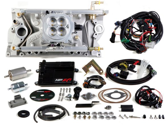 550-815 - HP EFI 4bbl Multi-Port Fuel Injection System Image