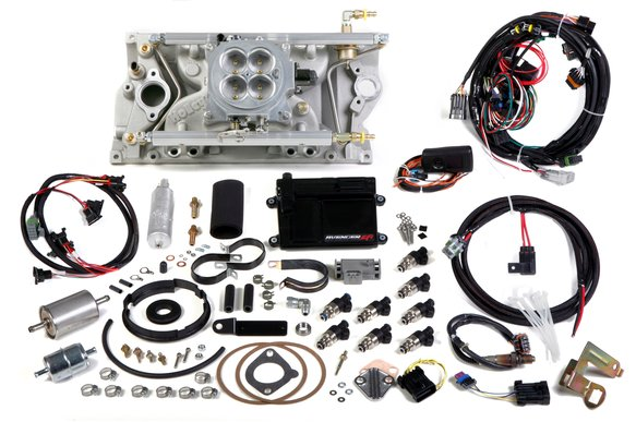 550-816 - Avenger EFI 4bbl Multi-Port Fuel Injection System Image
